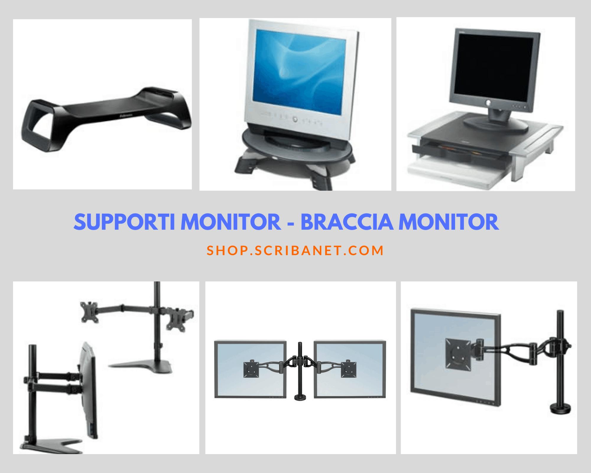 Supporti Monitor