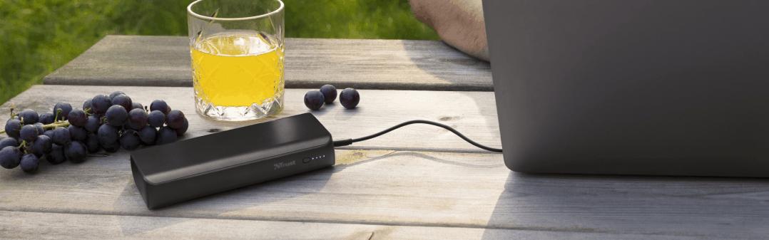 carica batteria portatile